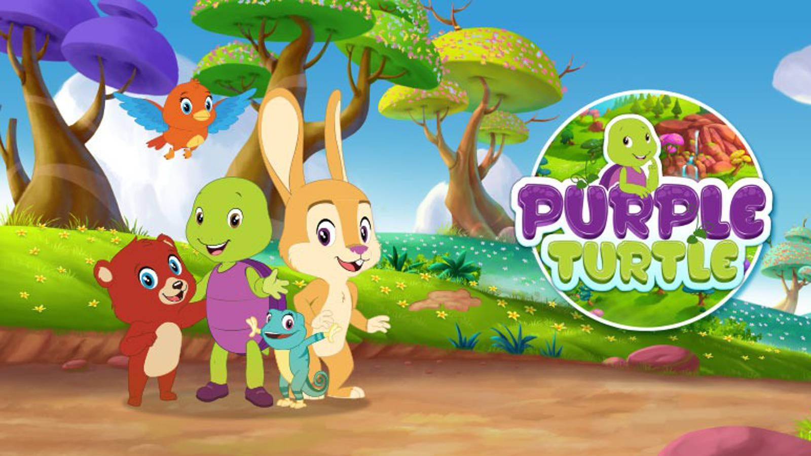 Purple Turtle - Enroll Now