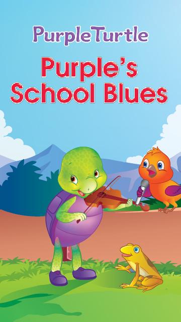 Purple's School Blues