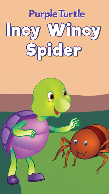 Incy Wincy Spider (Version-1)