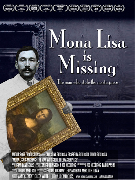 Mona Lisa is Missing - The Man who Stole the Masterpiece