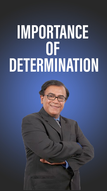 Importance of Determination